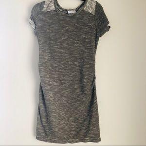 Liz Lange Maternity Olive Green Dress Size Medium